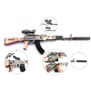 خرید ماکت فلزی 36 سانتی اسلحه AKM