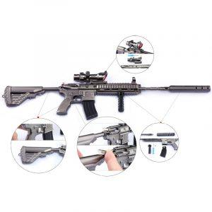خرید ماکت فلزی 36 سانتی اسلحه M416