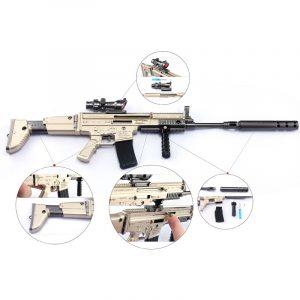 خرید ماکت فلزی اسلحه SCARL